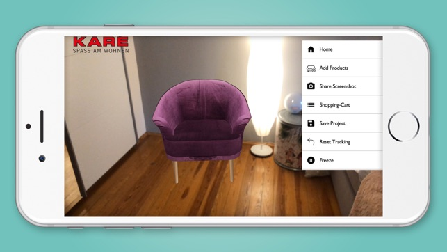 kare room designer on the app store - Room Designer Ipad