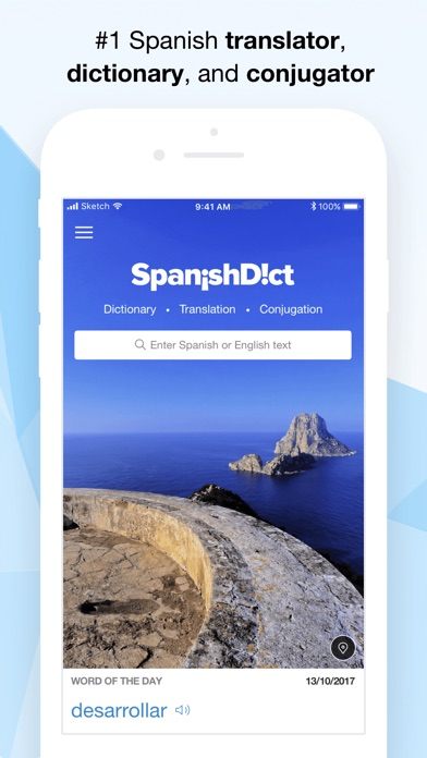 Spanishdict Translator review screenshots