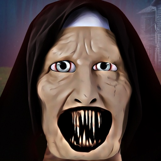 The Nun - Scary Forest House Icon