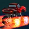 大脚怪赛车手 - 亡命车手的飞车游戏 - iPadアプリ