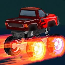大脚怪赛车手 - 超级车手的火爆狂飙