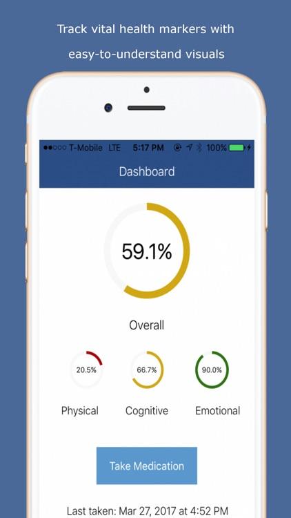 Parkinson's LifeKit screenshot-0