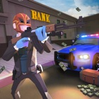 Crime LA City Police Bank jueg icon