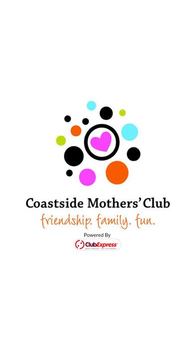 Screenshot #1 pour Coastside Mothers Club