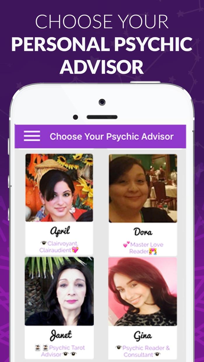 Psychic Txt - Live Readings Screenshot