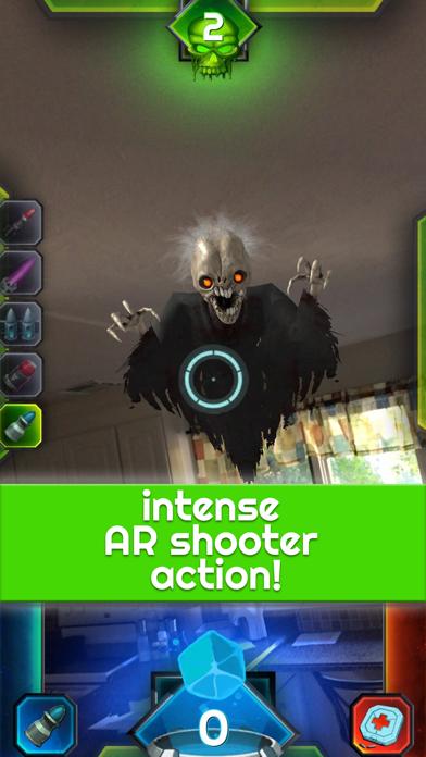 ghosthuntAR: Survival screenshot one