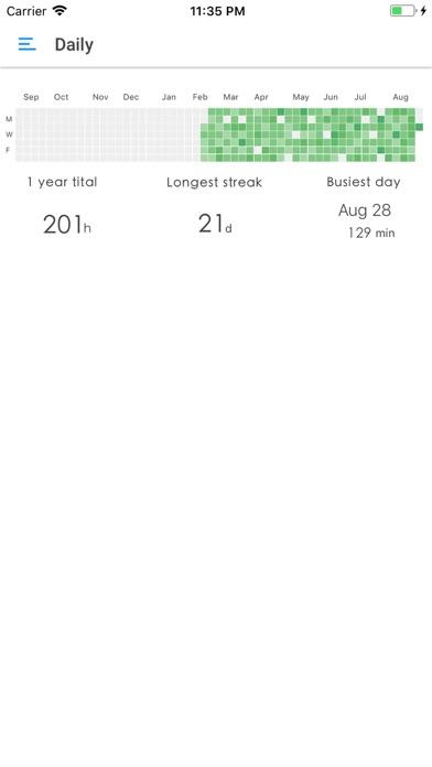 Byte Timer - Twisty Timer Screenshot 3