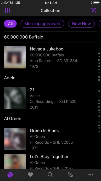 Vinyl Record App screenshot-4