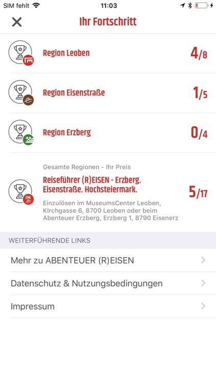 ABENTEUER (R)EISEN Leoben screenshot-3