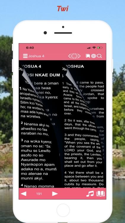 Twi Bible Akuapem screenshot-4