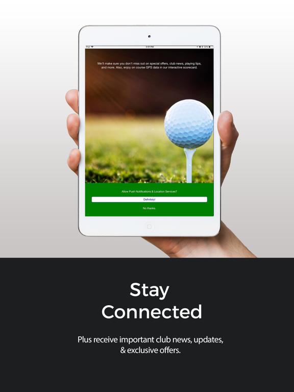 Timberton Golf Club screenshot 7
