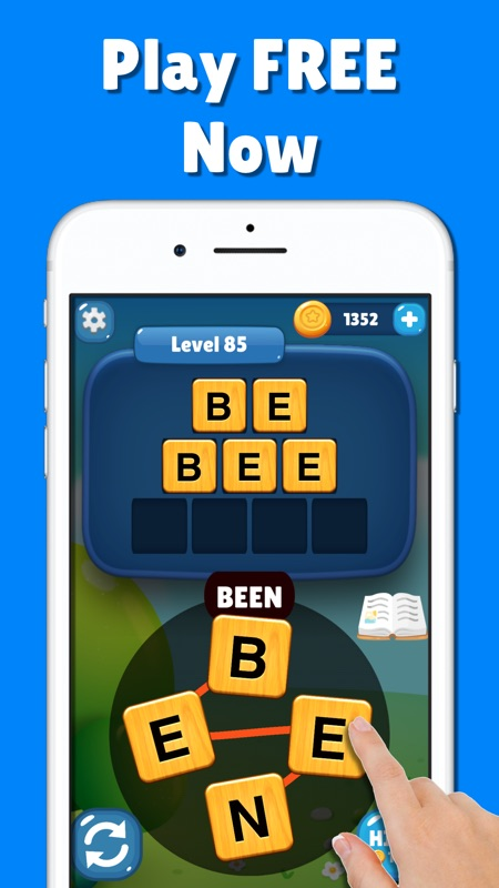 free word games for iphone