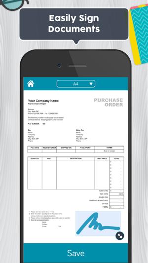 Receipt business card scanner en app store colourmoves