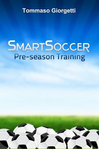 Pre-Season Soccer training screenshot 1