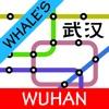 鲸武汉地铁地图