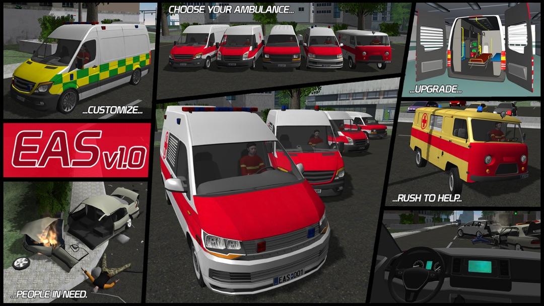 3 Minutes to Hack Emergency Ambulance Simulator - Unlimited
