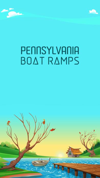 点击获取Pennsylvania Boat Ramps - USA