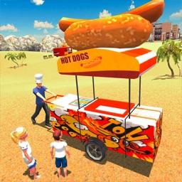 Hot Dog Delivery Boy Simulator