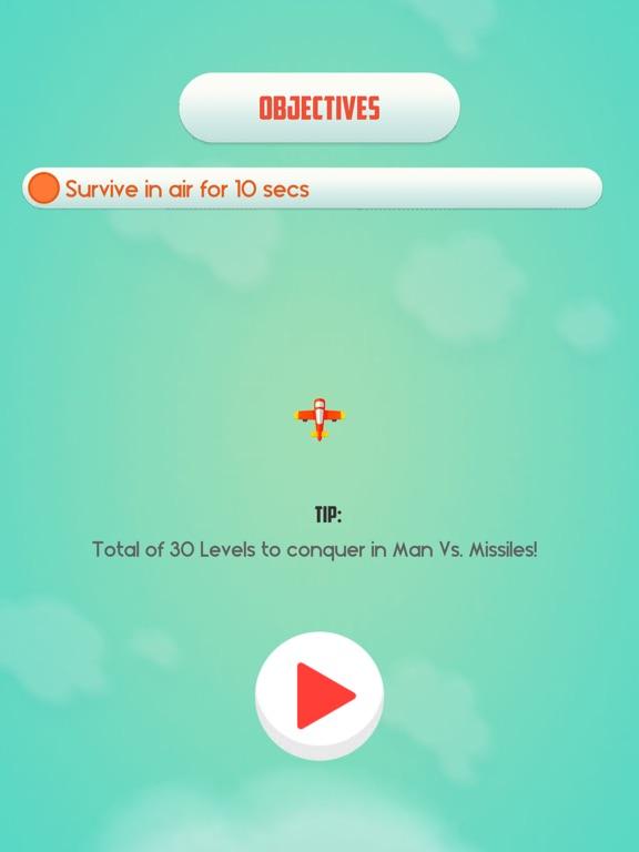 Man Vs. Missiles screenshot #3
