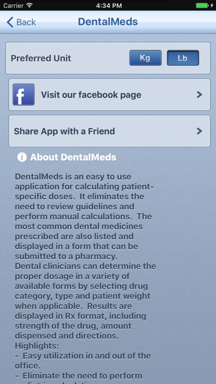 DentalMeds screenshot-4