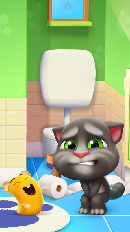 My Talking Tom 2 - Online Game Hack and Cheat   Gehack com