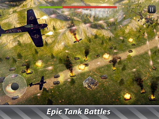 Tanks Battle Simulator Full screenshot 6