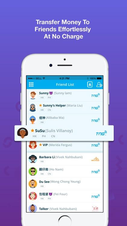 TNG Wallet - 香港人的電子錢包 screenshot-4
