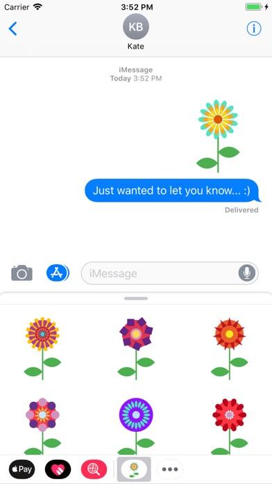 Flower Power - Joyful Flowers screenshot #4