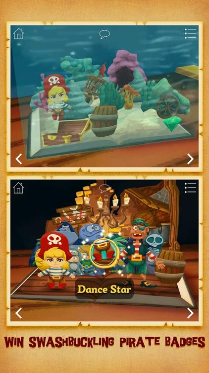 The Pirate Princess ~ 3D Pop-up Book screenshot-3
