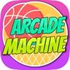Tappy Hoop - Arcade Machine