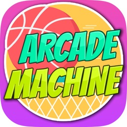 Tappy Hoop - Arcade Machine