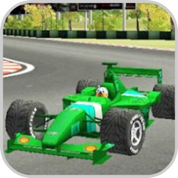 Stunt Speed: Top Formula Car