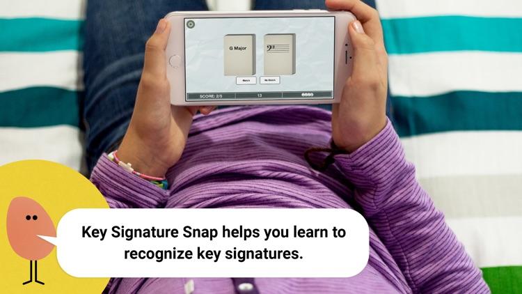 Key Signature Snap