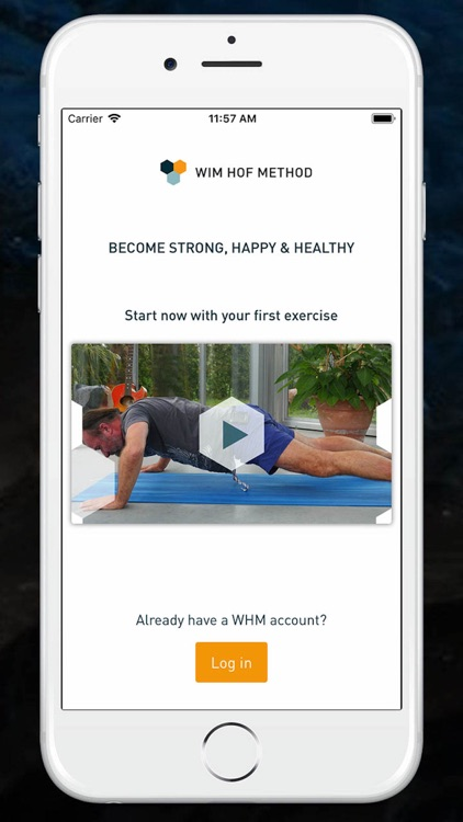 Wim Hof Method screenshot-0