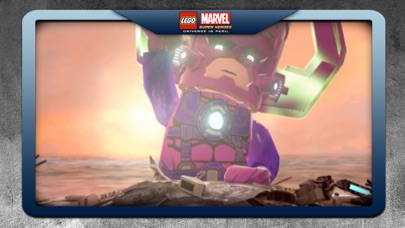 Screenshot for LEGO® Marvel Super Heroes in United States App Store