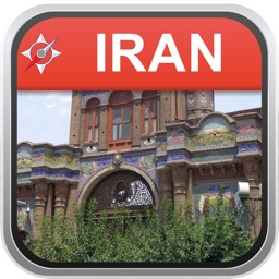 Offline Map Iran: City Navigator Maps