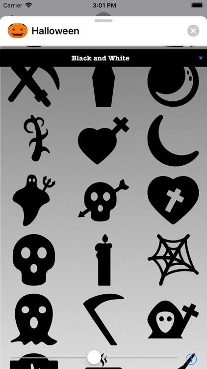 Halloween Stickers to Scare screenshot-3