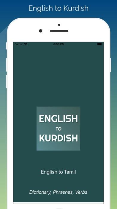 English to Kurdish Translator