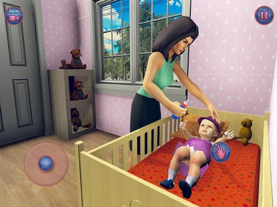 Игра реальный Мама имитатор