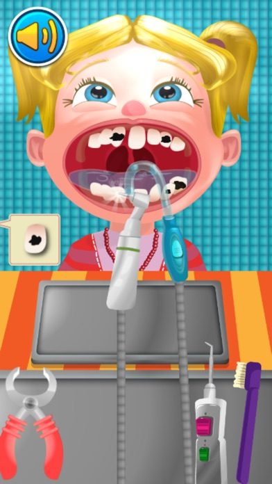 Dentist Dr. Teeth screenshot 2