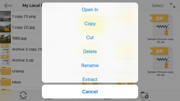 CloudEye Pro - File Browser screenshot-9