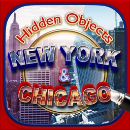 Hidden Objects New York to Chicago Adventure Time