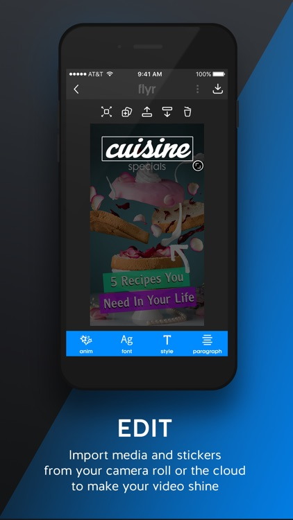 Flyr - Social Video Studio screenshot-3