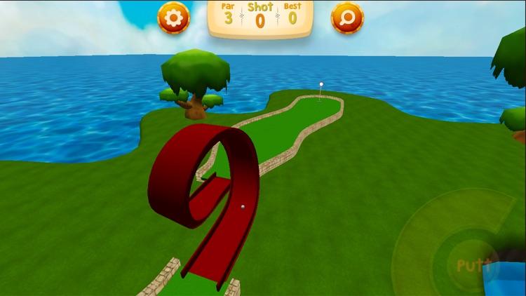 Mini Golf Star 2 Fun Golf Game screenshot-4