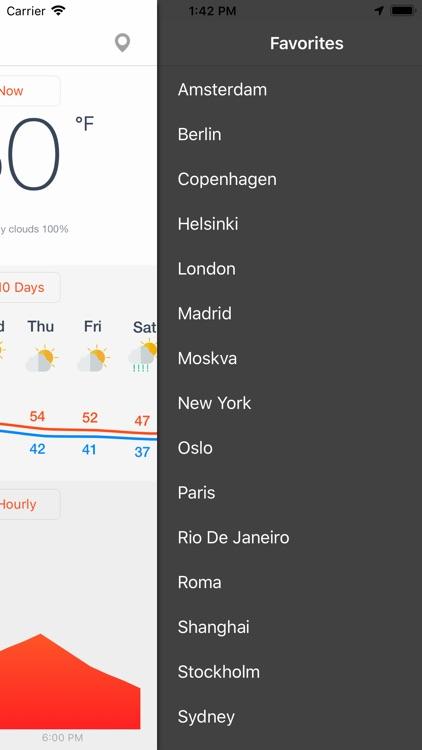 Weather Force screenshot-6