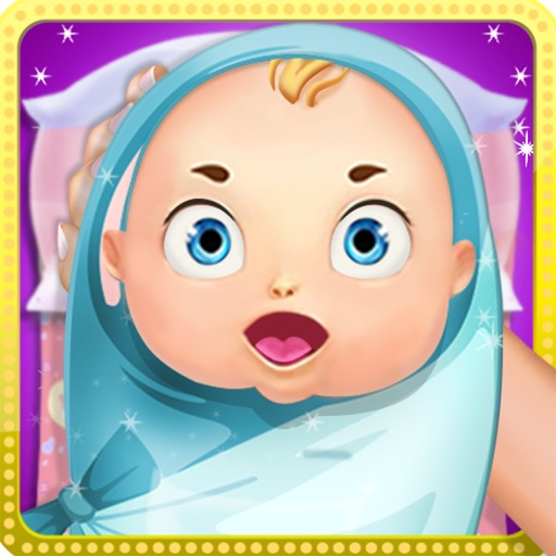 Newborn Baby Care & Play iOS App
