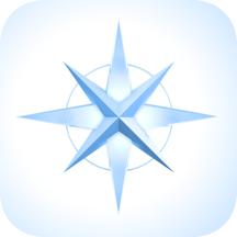 GPS & Maps: Track Coordinates, Compass + Waypoints