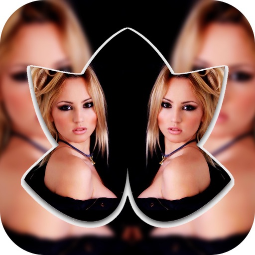 3D Mirror Effect Photo Editor
