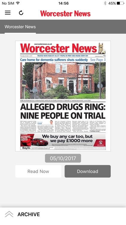 Worcester News