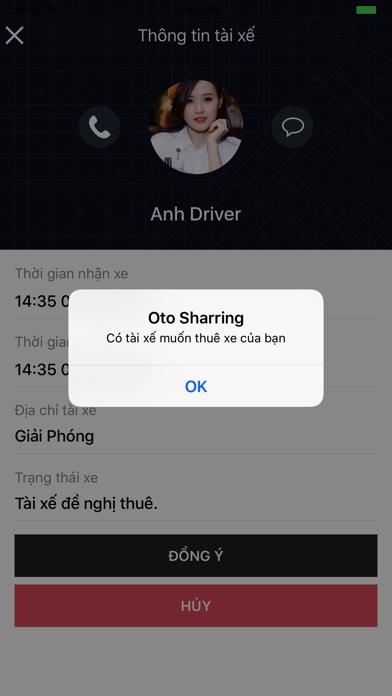 Otosharing Owner screenshot three